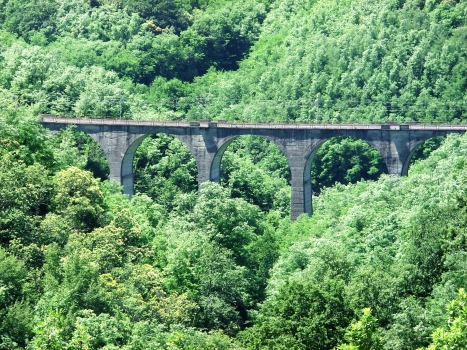 Talbrücke Fabbricaccia