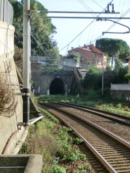 Fegina south Tunnel western portal