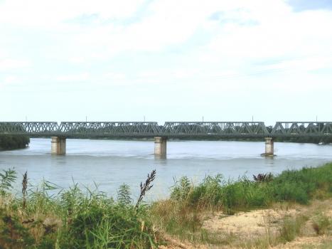 Eisenbahnbrücke Ferrara