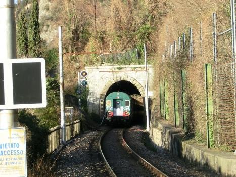 Fiumelatte Tunnel southern portal