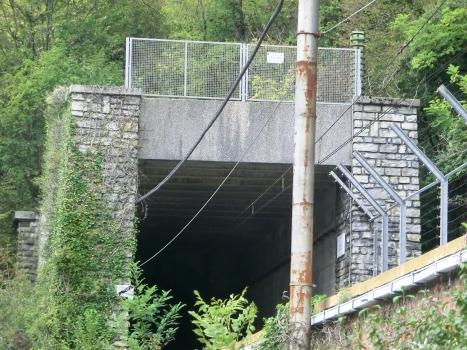 Fontana Pubblica Tunnel southern portal