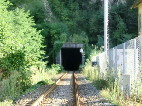 Tunnel Fornacette