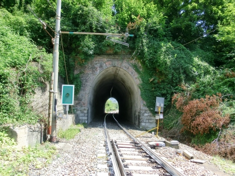 Forte Tunnel northern portal