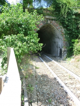Forte Tunnel southern portal
