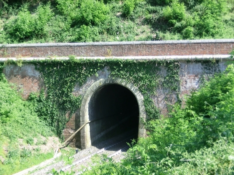 Gano Tunnel northern portal