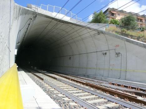 Gorleri Tunnel western portal