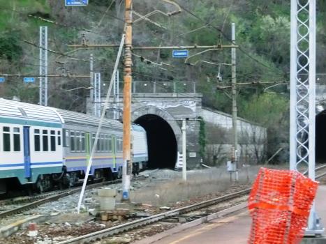 Gravere Tunnel eastern portal