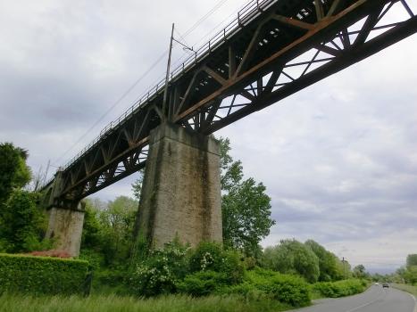 Eisenbahnviadukt Gernetto