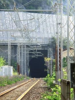 Lastroni South Tunnel western portal