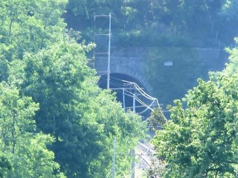 Madonnetta Tunnel eastern portal