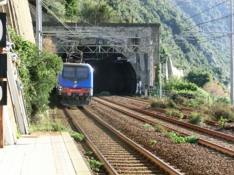 Túnel de Riomaggiore-Fossola Montenero-Serra-Canneto