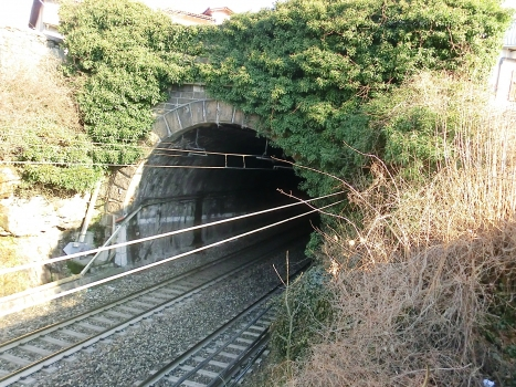 Tunnel de Mergozzo