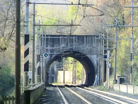 Migliorina Tunnel eastern portal