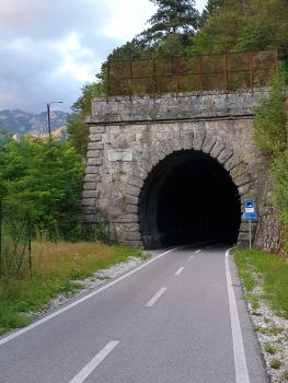 Tunnel Ponte di Moggio e Simonetti