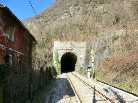 Monica Tunnel southern portal