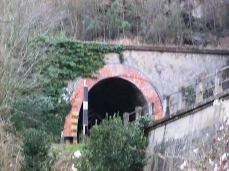 Monterinaldi Tunnel northern portal