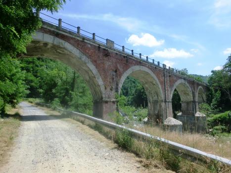 Nucetto nord Tanaro Bridge