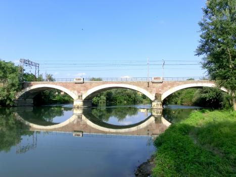 Pontevico Railroad Bridge