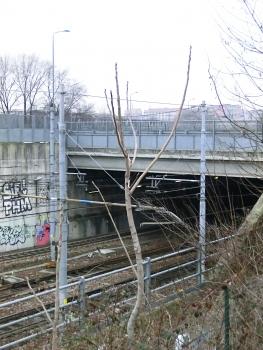 Milan Passante Tunnel eastern portal