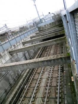 Milan Passante Tunnel western portal