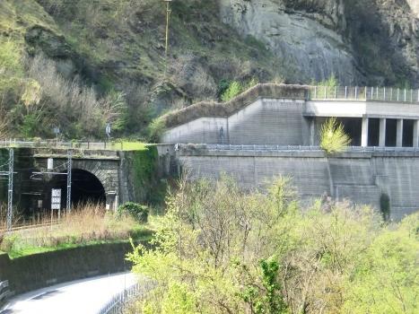 Eisenbahntunnel Pietrabissara