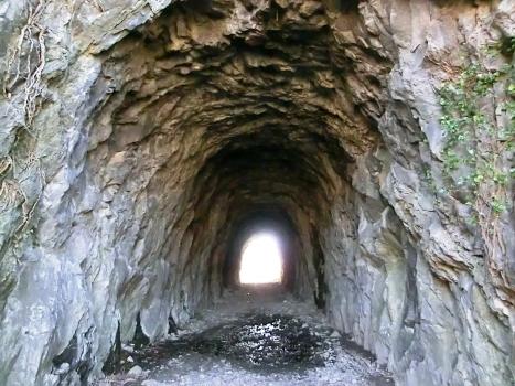 Pizzo Tunnel northern portal