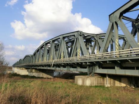 Pont ferroviaire de Borgo Mantovano e Ostiglia