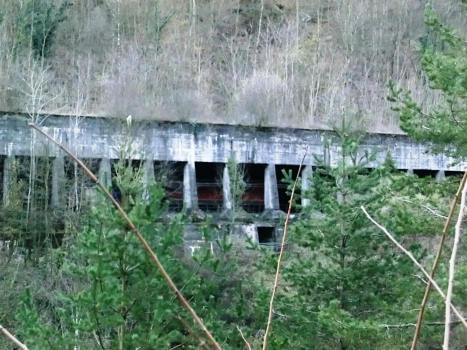 Tunnel Preglia-Orco-Rio Rido