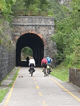 Tunnel Rio dei Forti