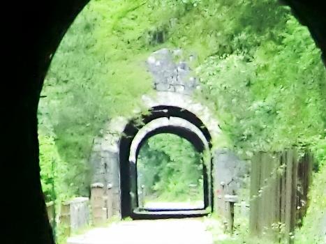 Tunnel de Rio dei Sassi