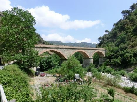 Eisenbahnbrücke Roia I
