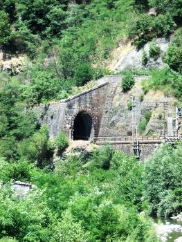Rossiglione Inferiore Tunnel southern portal
