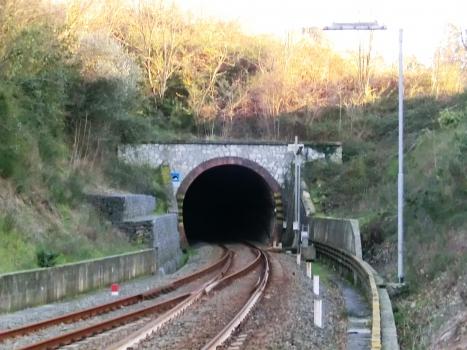 San Bartolo Tunnel western portal