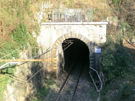 San Martino Tunnel western portal