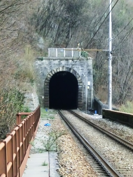 Santo Stefano Tunnel northern portal