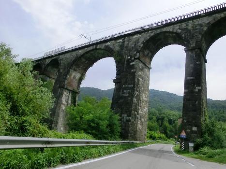 Eisenbahnbrücke über die Sonna