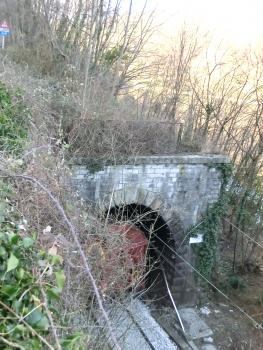 Strada Nazionale Tunnel eastern portal