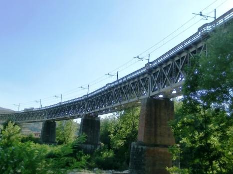 Talbrücke Borgo Val di Taro