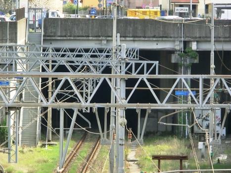 Tunnel Termine d'Arcola binario dispari