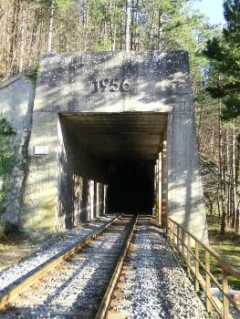 Termini Tunnel western portal