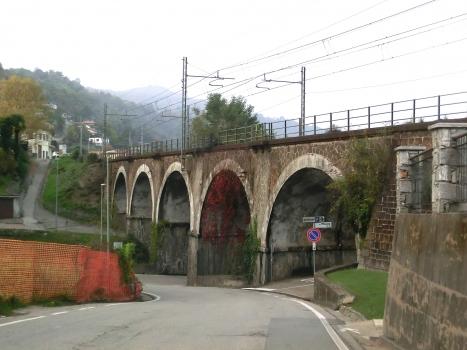 Eisenbahnbrücke Tiasca