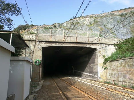 Torre Rossa Tunnel eastern portal