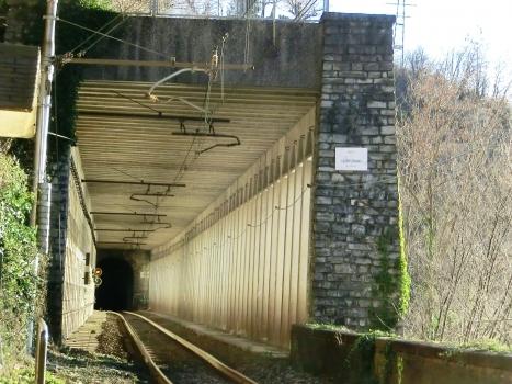 Vedrignano Tunnel northern portal