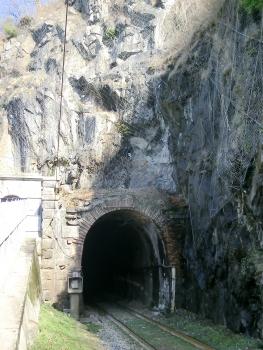 Verceia Tunnel southern portal