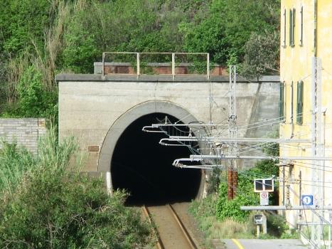 Vesima Tunnel eastern portal