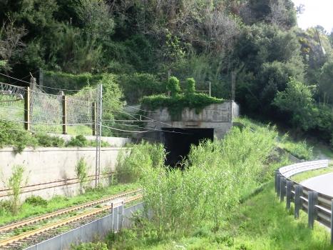 Vesima Tunnel western portal