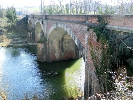 Pont ferroviaire de Bruscheto