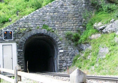 Tunnel de Bergünerstein