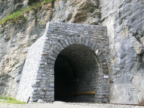 Glatscheras Tunnel southern portal