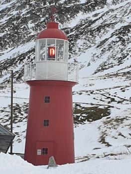 Leuchtturm Rheinquelle